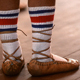 Latvian Ballet Slippers