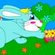 Easter Egg Hunt Coloring